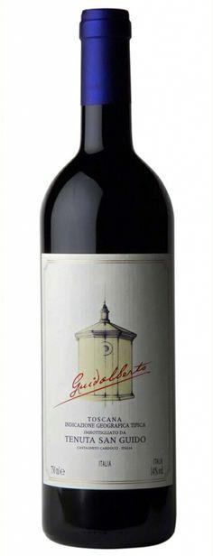 TheCyclinGourmet.com | #food&drinks - tenuta san guido guidalberto #wine #italy #tuscany