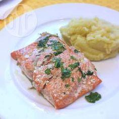 Salmone al forno facilissimo @ allrecipes.it