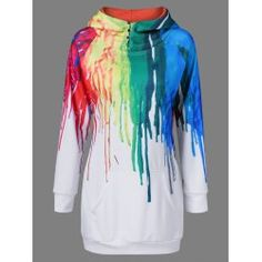 SHARE & Get it FREE | Oil Paint Over Print HoodieFor Fashion Lovers only:80,000+ Items • FREE SHIPPING Join Twinkledeals: Get YOUR $50 NOW!