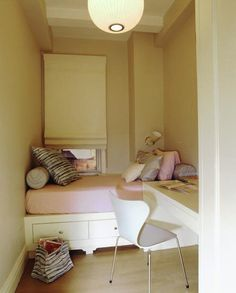 small room - what I anticipate my soon-to-be new room to be like