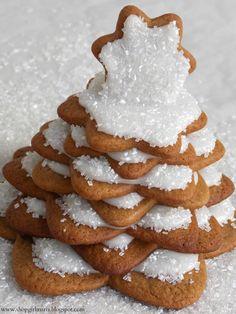 Resultado de imagen para Gingerbread Cookie Tree