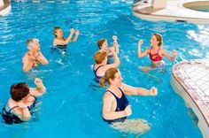 ALL ABOUT POOL EXERCISES