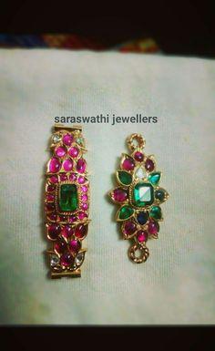 Wedding Jewellery designer, manufacturer, retailer , exporter and valuer. Gold Ring Designs, Gold Earrings Designs, Gold Jewellery Design, Gold Jewelry, Indian Wedding Jewelry, Bridal Jewelry, Locket Design, Temple Jewellery, Simple Jewelry