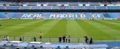 Stadion Realu Madryt - Estadio Santiago Bernabeu