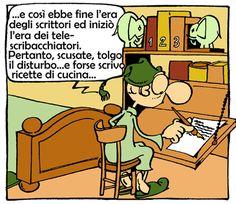 """ITALIAN COMICS - Fuori dai cassetti: """"Veltroni, Muccino, Salvi e lo spirito del tempo""""...Articolo di Paolo Bianchi"""