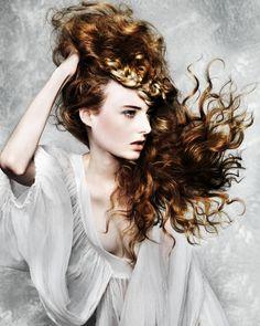 Angelic Looks from Ryan Harris  ||  ModernSalon.com