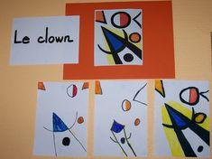 Art Du Cirque, Le Clown, Ecole Art, Kindergarten Art, Kids, Continents, Bobby, Images, Education