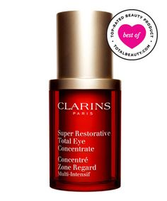 Clarins Total Eye Concentrate available at Nordstrom. Clarins number one selling eye cream, pair with your favorite serum. The total eye concentrate is for all ages and targets concerns with dark circles, puffiness, and crows feet. available at Sears Anti Aging Eye Cream, Best Eye Cream, Aging Cream, Sephora, Eye Lift, Eye Treatment, Eye Contour, Puffy Eyes, Eye Serum