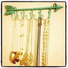 Pi Beta Phi arrow jewelry holder #piphi #pibetaphi