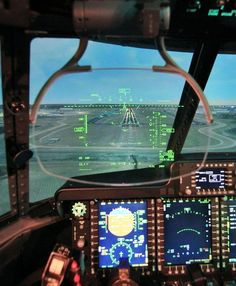 Post with 0 votes and 52 views. HUD on AMP simulator Space Theme Preschool, C 130, Chevy Chase, Head Up Display, Commercial Aircraft, Flight Deck, Jet Plane, Some Pictures, Holographic