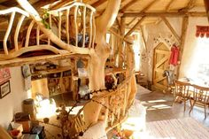 cob home-interior