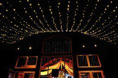 Outdoor Patio Twinkle Lights Pink Monkey Solutions | Vail, Colorado | Denver, Colorado