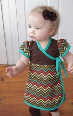 The Bubblegum Dress PDF sewing pattern  by CandyCastlePatterns, $8.00