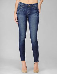 Paige Denim - Hoxton Ankle - Journey