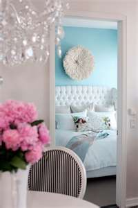 colorful walls white furniture