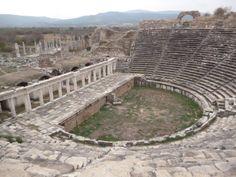 Theater, Aphrodisias.