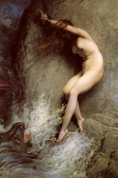 Andromeda Artist: Gustave Dore Completion Date: 1869 Style: Romanticism