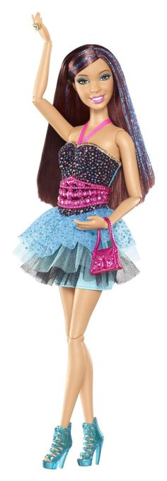 Amazon.com: Barbie Fashionistas Nikki Doll: Toys & Games