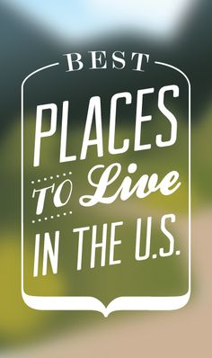 best places to live Archives - Richmond American Homes Best Places To Move, Cheapest Places To Live, Places To See, Richmond American Homes, Move In Cleaning, Used Camping Gear, Short Trip, Future City, Best Cities
