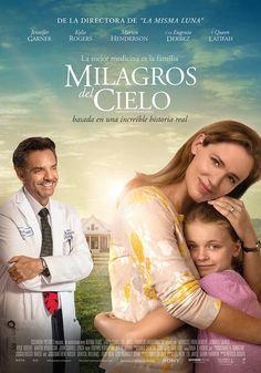 """Trailer """"Milagros del cielo"""", dirigida por Patricia Riggen #cine #movies #cinema #peliculas"""