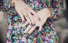 nail polish tutorial