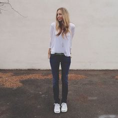 Jack Purcell outfit