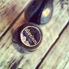 Südtirol wine, very nice...