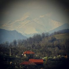 Your childhood = your inspiration   http://www.pure-romania.com/why-pure-romania/  #village #arges #valley #romania #fagaras #inspiration #inspire #traditional #romanian #houses #mountains #places #travel