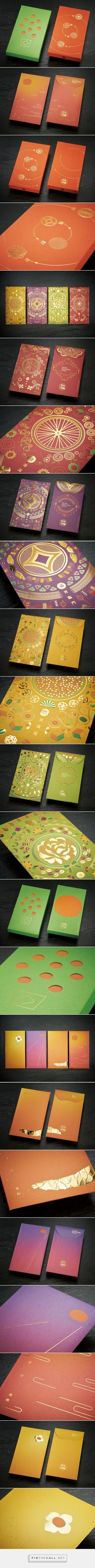 GIFTS for GOOD - 2017 Red Packets design by Box Brand Design - http://www.packagingoftheworld.com/2016/11/gifts-for-good-2017-red-packets.html