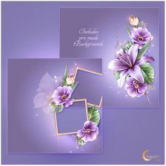 Lilacism - Payhip Photoshop 7, Lily Bloom, Stationary Design, Lilac Color, Petunias, Vignettes, Flower Art, Offset Printing, Floral