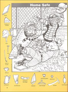 Hidden Object Puzzles, Hidden Picture Puzzles, Hidden Objects, Coloring Pages For Kids, Adult Coloring, Coloring Books, Vocabulary Graphic Organizer, Graphic Organizers, Hidden Pictures Printables