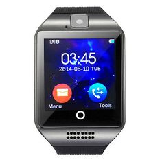 ﹩22.16. Smart Watch Facebook Whatsapp SMS MP3 Support SIM TF Card for IOS Android Phone    size - 10 x 10 x 10, Material - Stainless Steel,