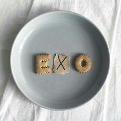 Aesthetic Coffee, Brown Aesthetic, Kpop Aesthetic, Kpop Exo, Suho Exo, Exo Merch, Chansoo, Exo Fan, Bts And Exo