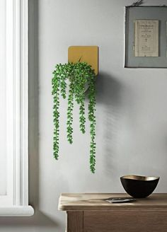 Decorate your home with your favorite green plants with the elegant art-deco Christophe Modern Wall Planter! Made from durable, eco-friendly metal cement. Free Worldwide Shipping & Money-Back Guarantee Green Plants, Indoor Plants, Wall Mounted Planters, Wall Vase, Large Planters, Wall Planter, Modern Wall, Indoor Garden Apartment, Plant Stand