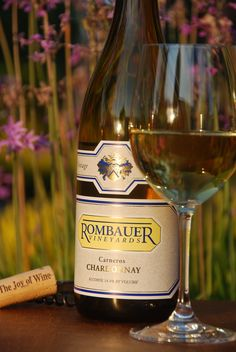 Rombauer Chardonnay - Classic California Chardonnay. Especially if you like oaky, buttery Chardonnay.  Mmmm