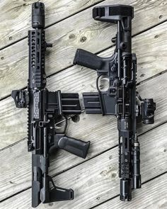 Military Weapons, Weapons Guns, Airsoft Guns, Guns And Ammo, Big Guns, Cool Guns, Ar15 Pistol, Light Machine Gun, Custom Guns
