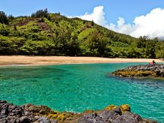 Beach on Kauai by David Pope on 500px