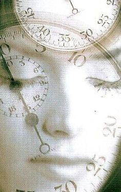 Face of Time. What Time Is, The Time Is Now, Somewhere In Time, Clock Art, Time Stood Still, Time Art, Ticks, Double Exposure, Illustrations