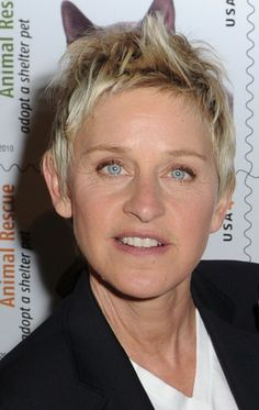 Ellen Degeneres I wish I could meet you  I watch your  show and imagine I was there