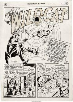 krigstein-Sensation Comics 84