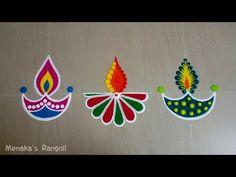 Rangoli Designs For Diwali Rangoli Designs For Diwali - Modern Easy Rangoli Designs Diwali, Rangoli Simple, Indian Rangoli Designs, Rangoli Designs Latest, Simple Rangoli Designs Images, Rangoli Designs Flower, Free Hand Rangoli Design, Small Rangoli Design, Rangoli Border Designs