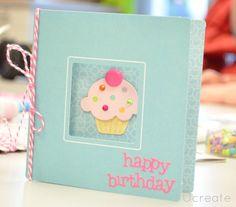 LOVE this adorable birthday card idea!  <3