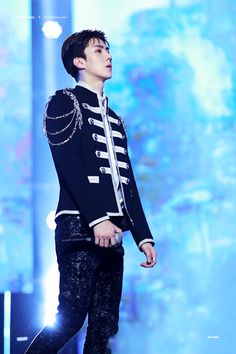 [HQ][170114] SEHUN @ Golden Disk Awards. CRE ON PIC , do not edit_ Chum