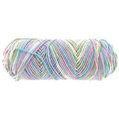 Pastels I Love This Yarn Ombre Yarn Nice gender neutral baby blanket yarn