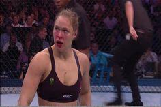 Ronda Rousey está ainda maior depois da derrota diz Dana White