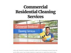 Commercial Cleaning on Checkthis