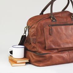 Travel Holdall (with under compartment)