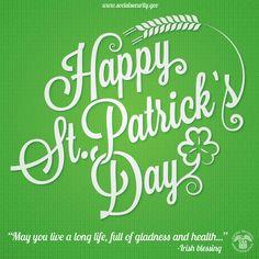 Happy #StPatricksDay! #GoGreen w/ a #mySocialSecurity account http://www.socialsecurity.gov/myaccount/
