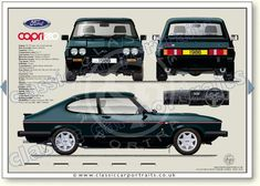 Ford Capri MkIII Capri 280 1986 classic car portrait print The Two-i runs On Synthetic , no more good pistons driver curb-Europa. Otherwise / Regular Oil , luck Ford Capri, Classic Cars British, Ford Classic Cars, Car Ford, Auto Ford, Cars Uk, Retro Cars, Vintage Cars, Classic Mercedes