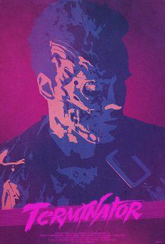 Terminator by by Edward J Moran